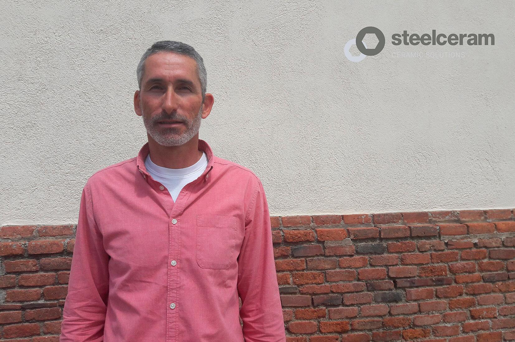 Entrevista A Carlos García, Director Técnico De Steelceram, Ingeniero Industrial, MS Y MBA.
